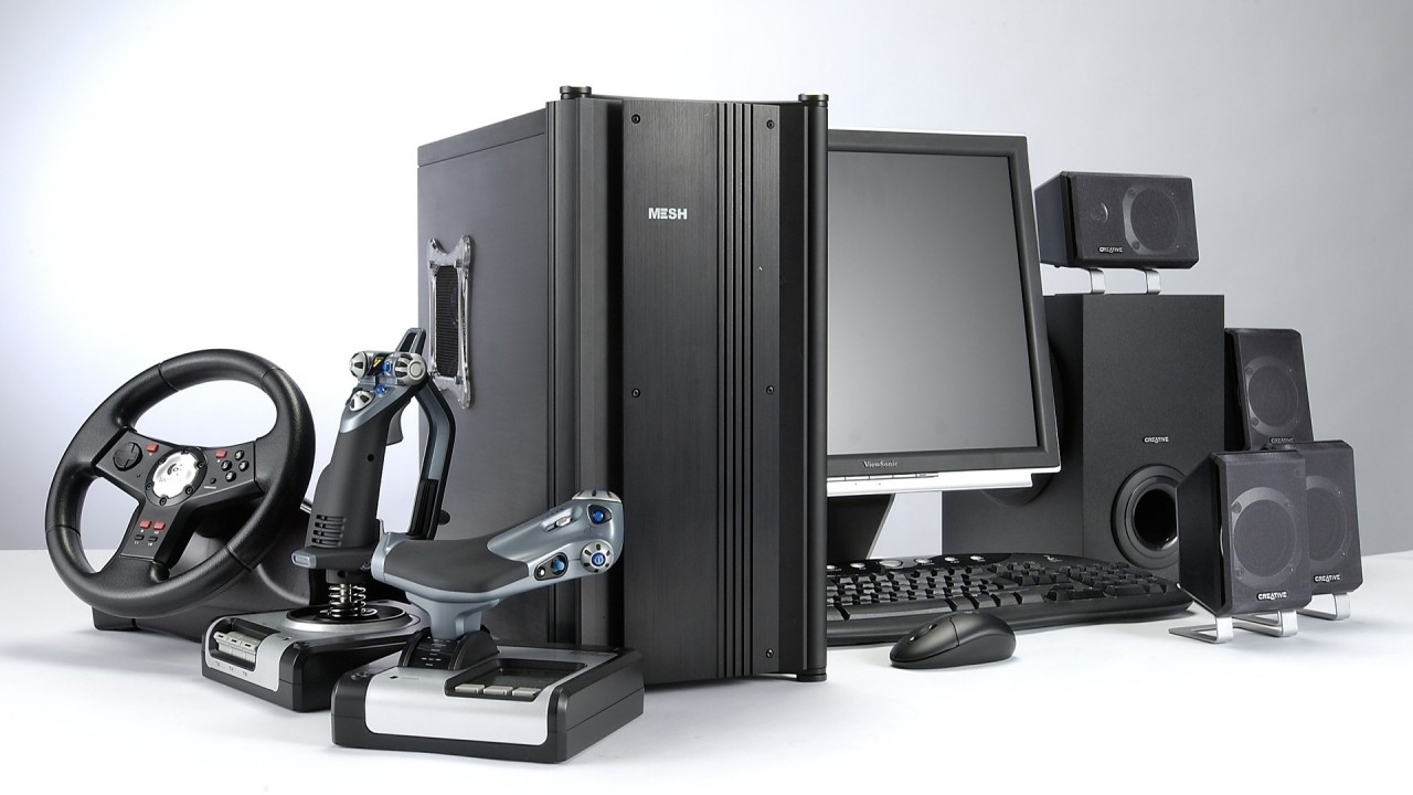 hd wallpaper computer hardware monitor system game