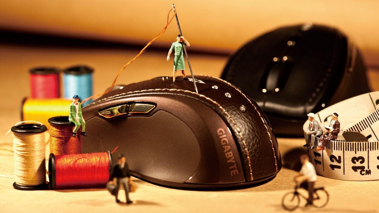 hd wallpaper mouse gigabyte