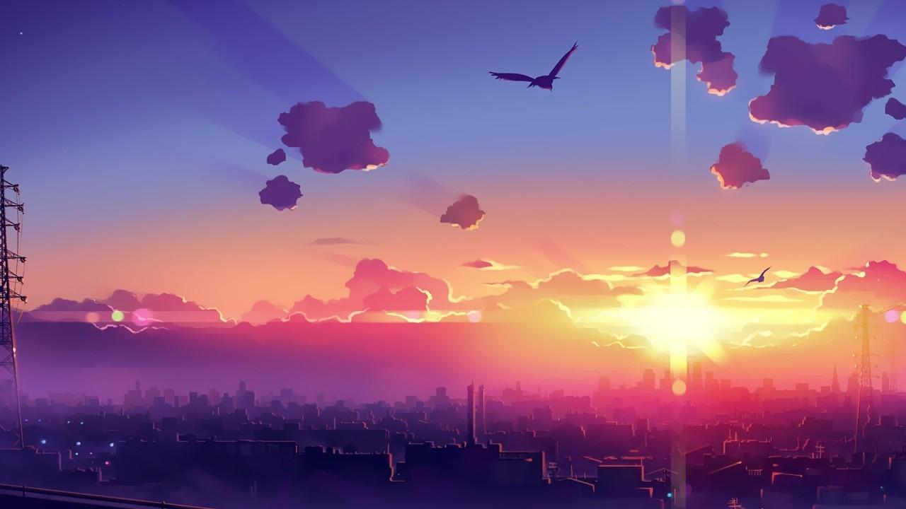 city graphics creative hd wallpaper
