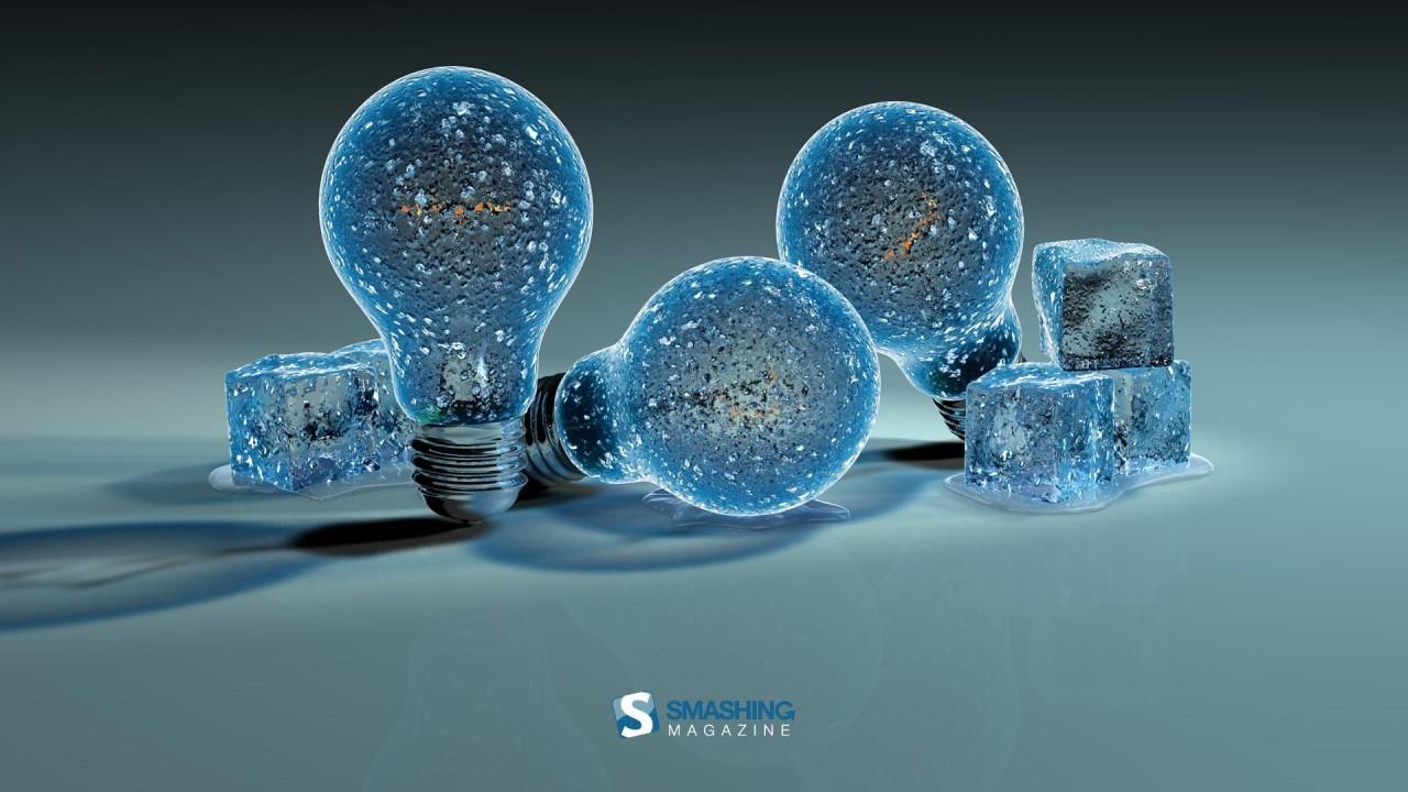 hd wallpaper ice0light bulbs creative