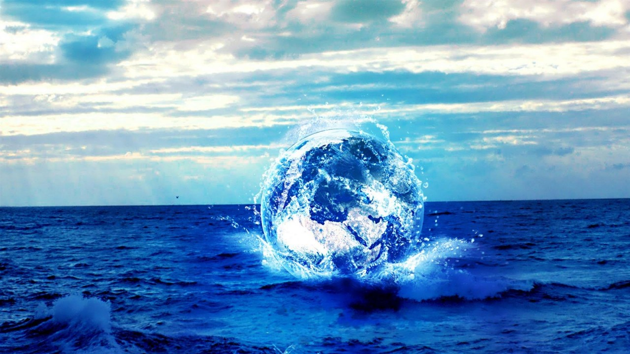 hd wallpaper sea creative graphics