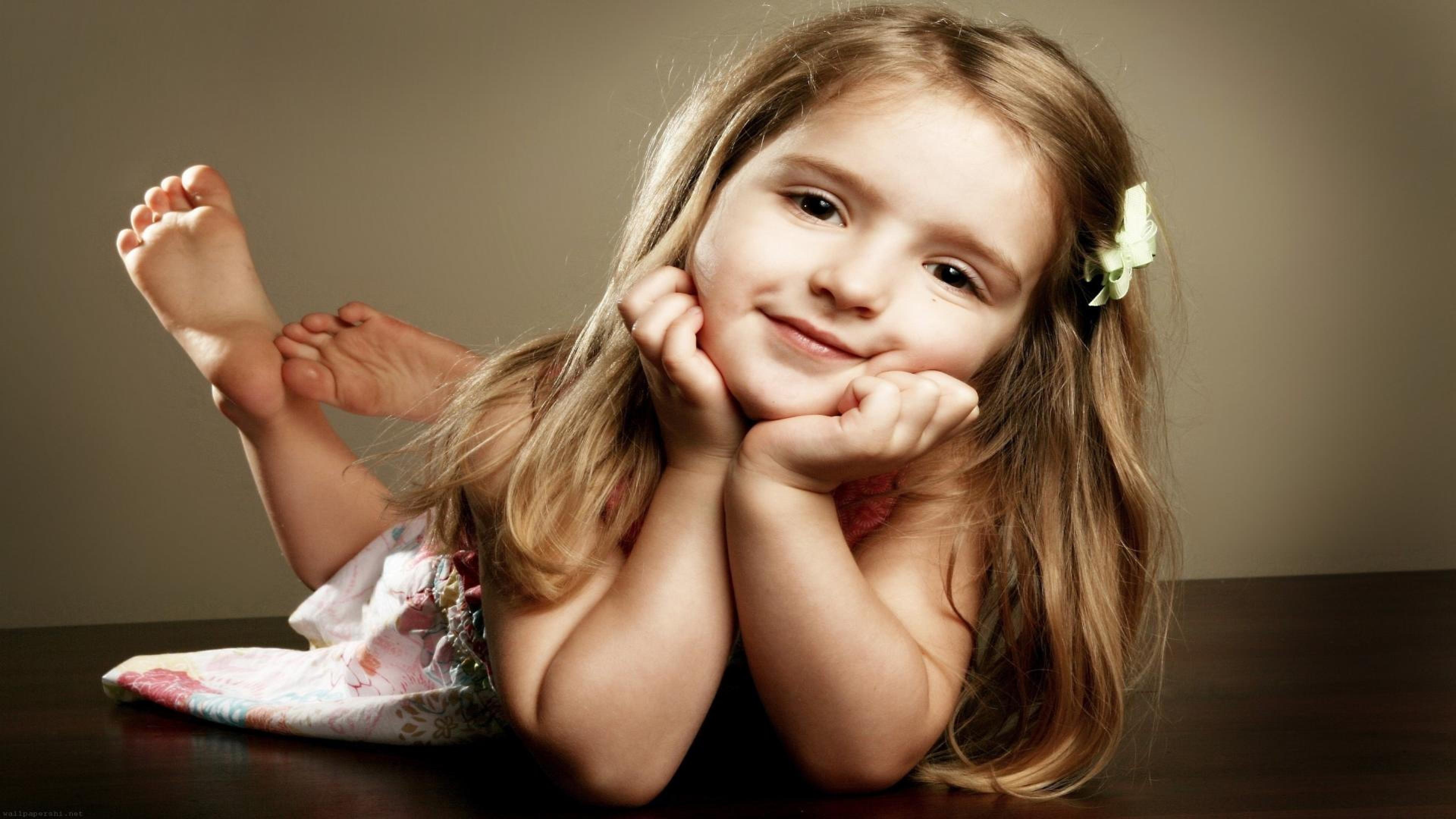 Hd Wallpaper Cute Baby Girl Smile Wallpapers Trend