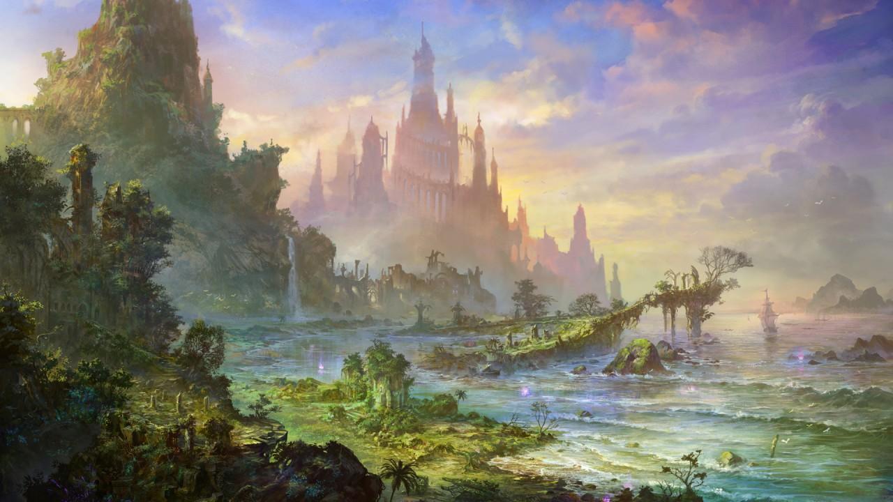Green Sea Castle