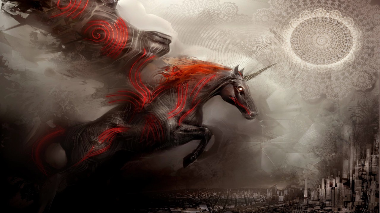 hd wallpaper fantasy horse