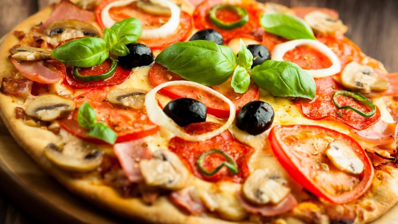 Grande Pizza