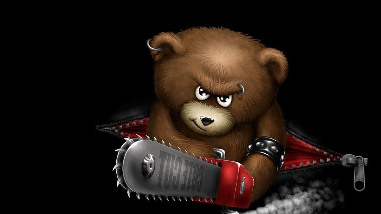 cute cut bear
