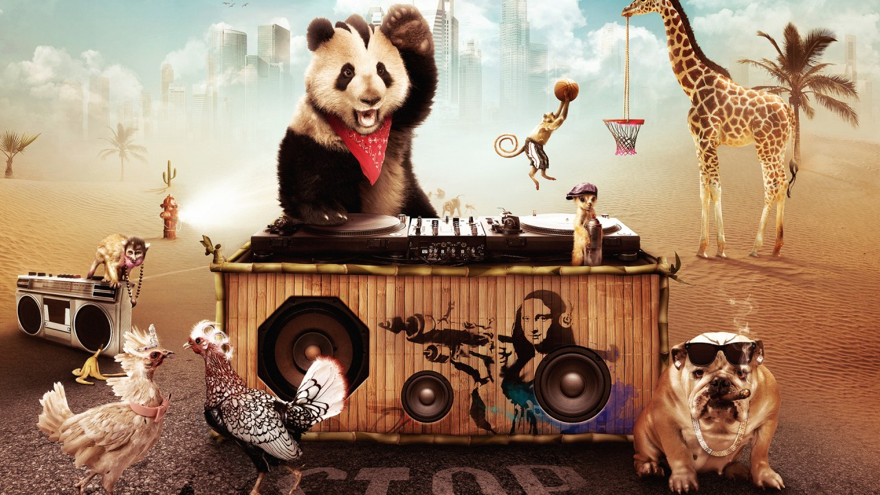 Panda DJ
