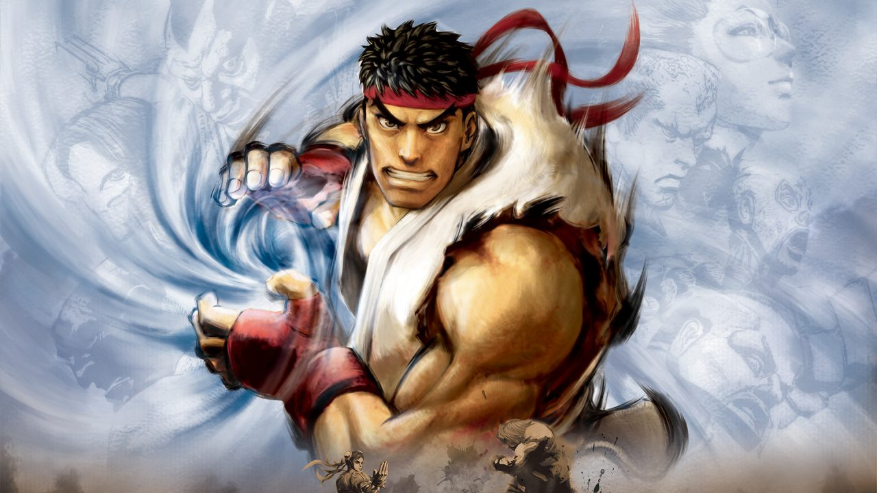 hd wallpaper  Video Games Ryu Street Fighter Iv Fresh New Hd
