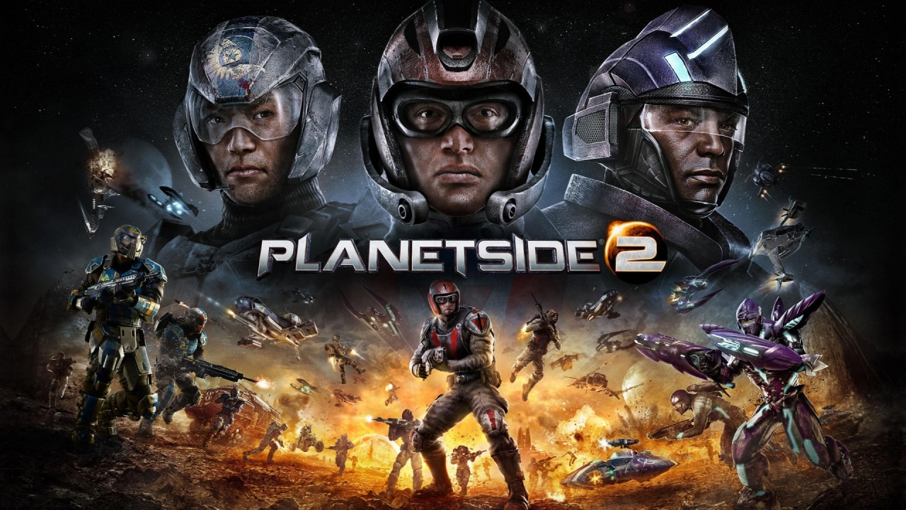planetside 2 game hd wallpaper