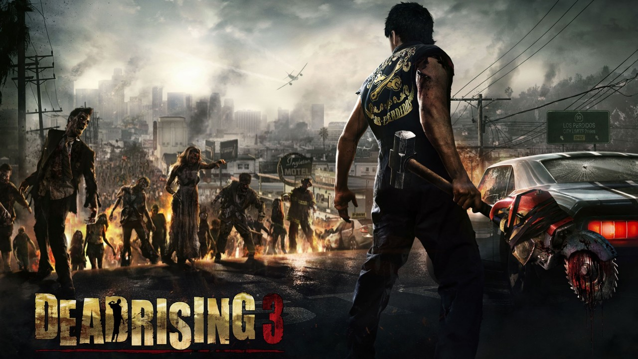 dead rising 3 game hd wallpaper