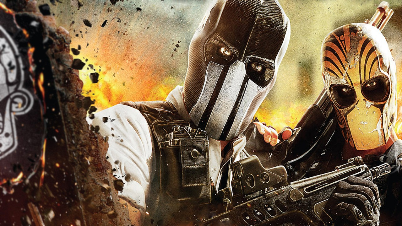 free army of two games hd wallpaper