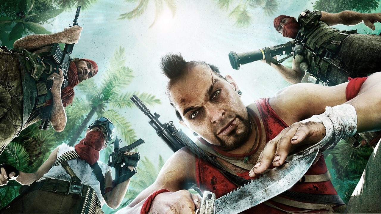 hd wallpaper far cry 3
