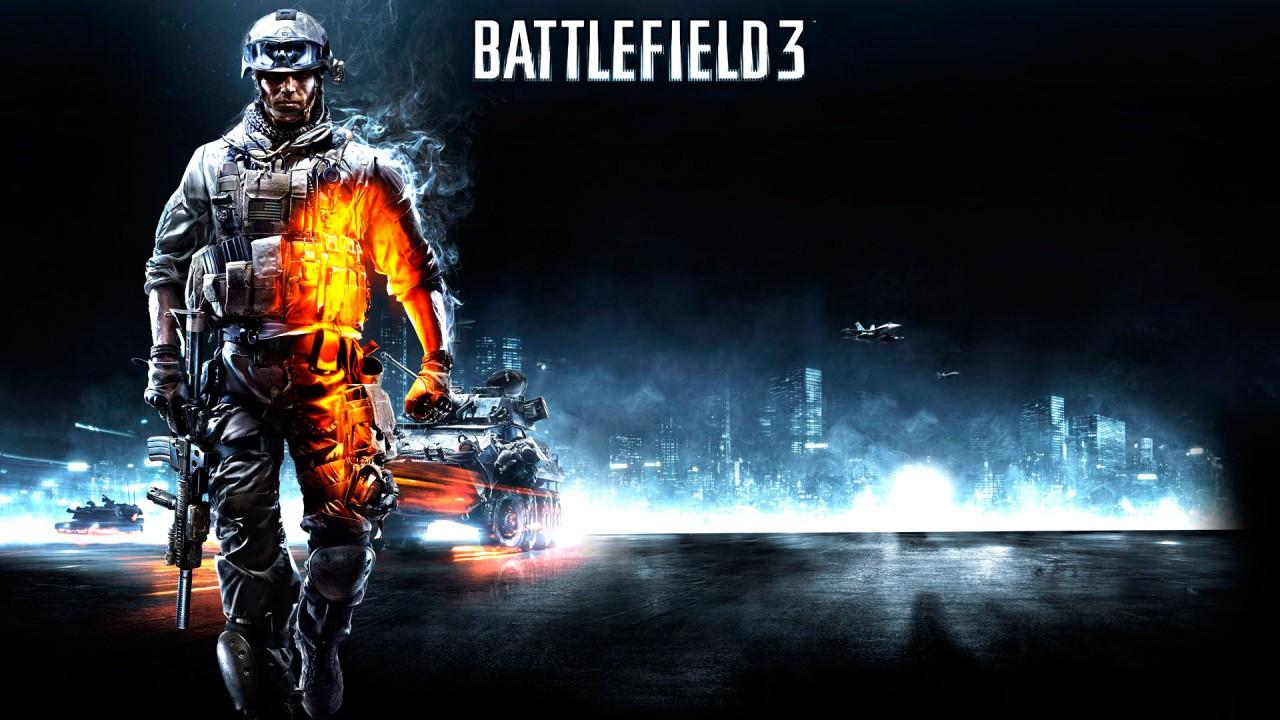 hd wallpaper game battlefield3