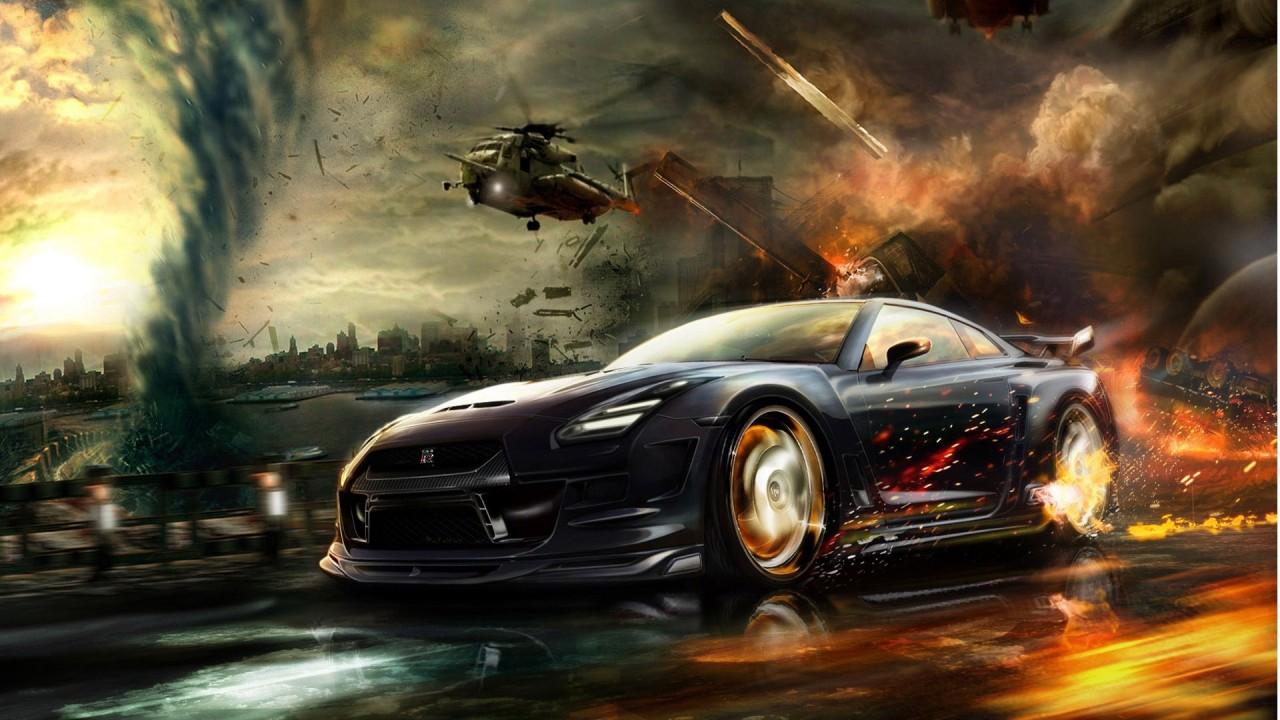 hd wallpaper game nfs car