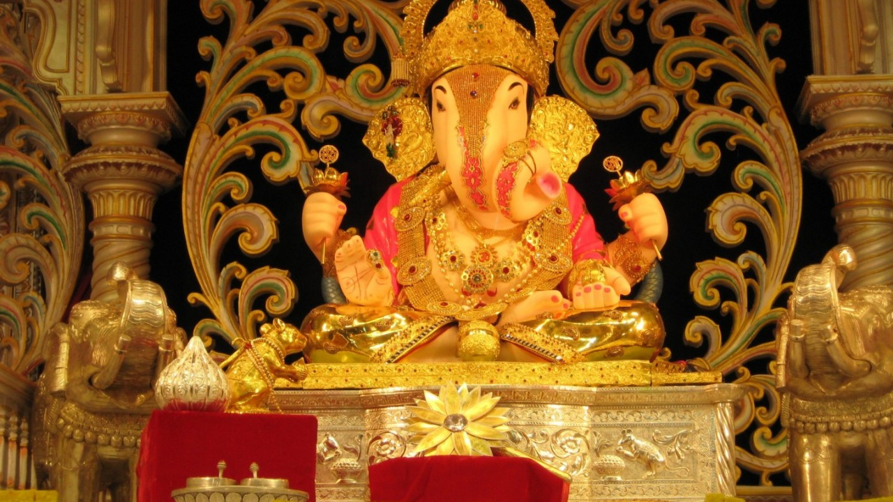 gods india ganapati hd wallpaper