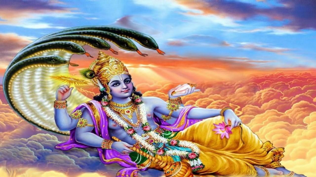 vishnu narayana hd wallpaper