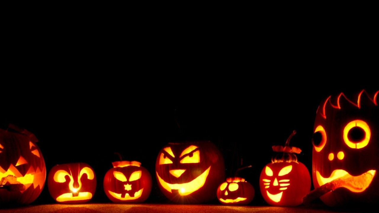 halloween happy hd wallpaper