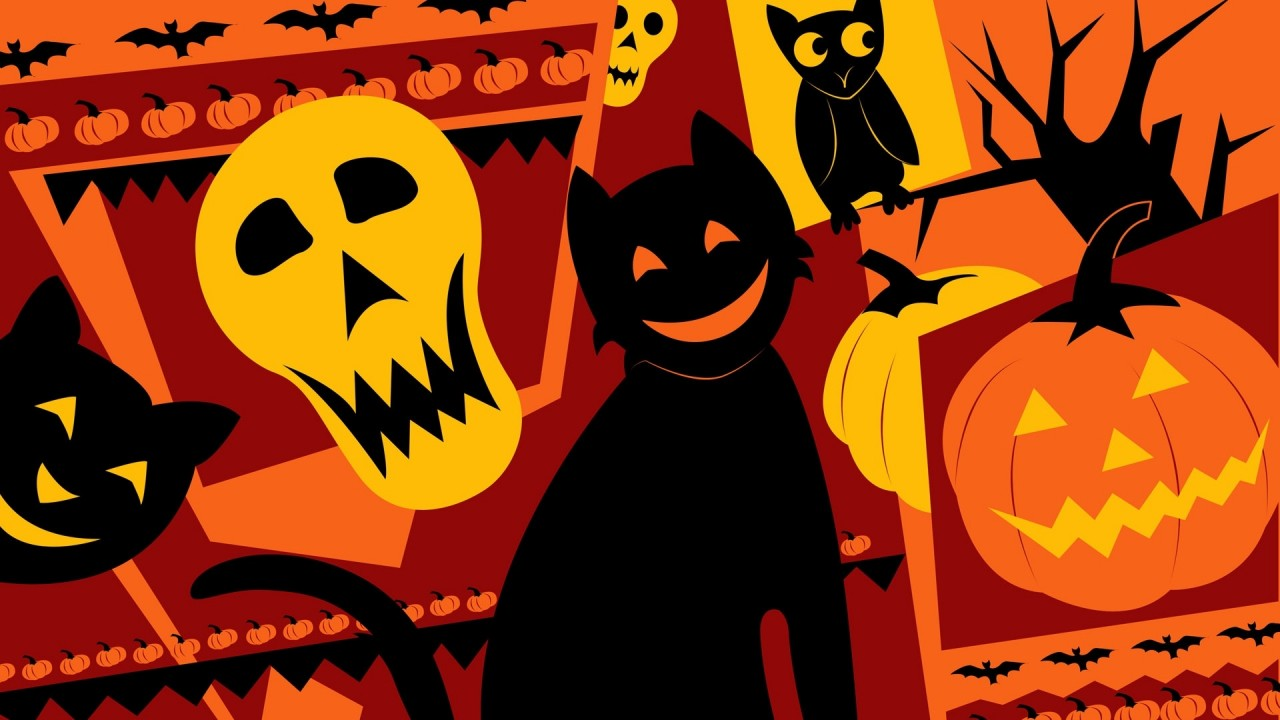 hd wallpaper halloween bk