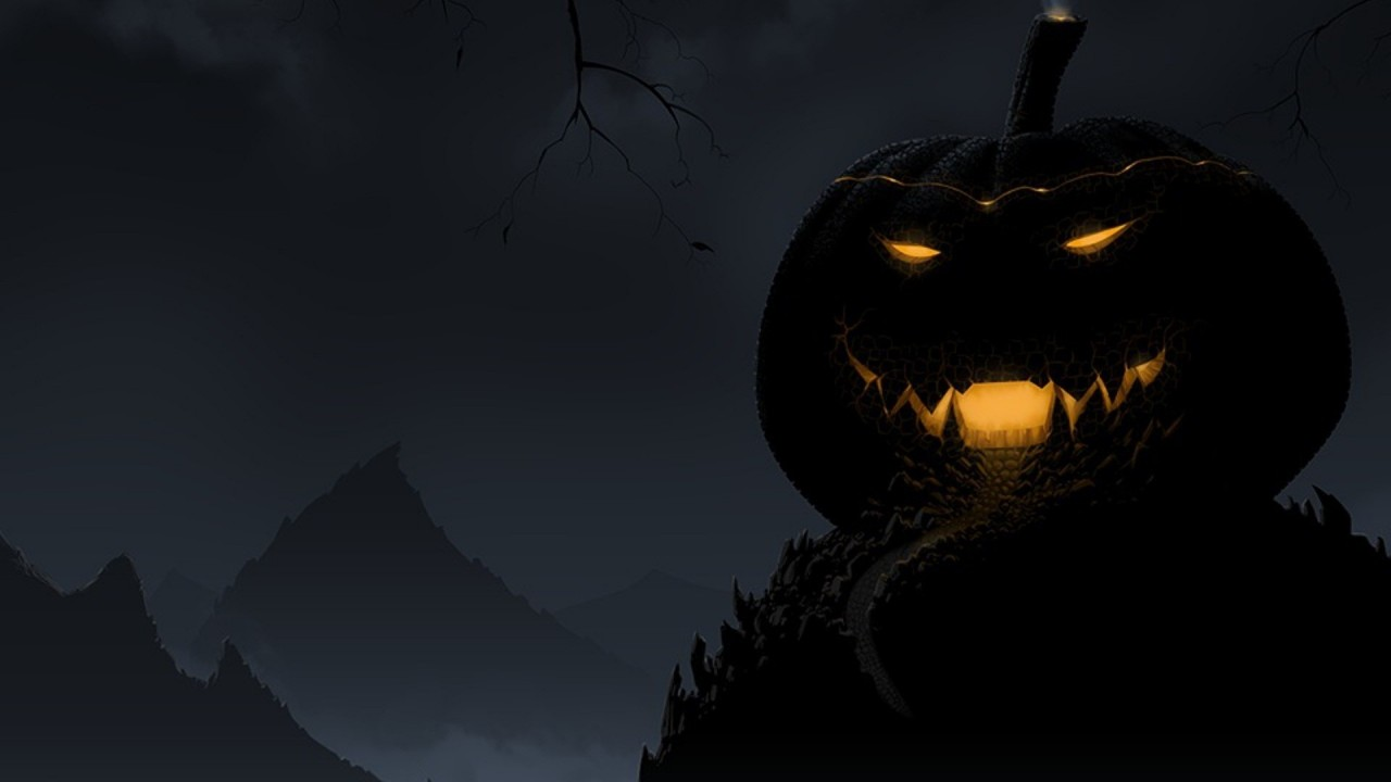 hd wallpaper halloween holidays