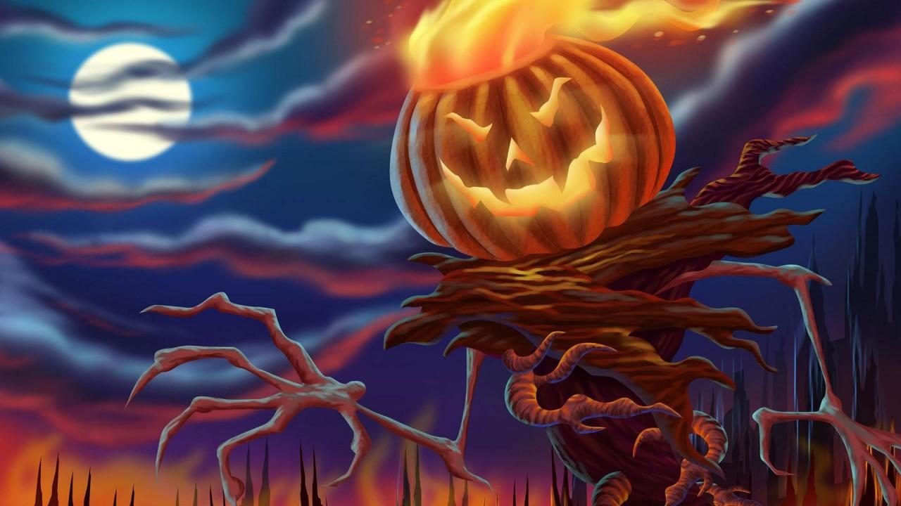 hd wallpaper hd halloween pictures