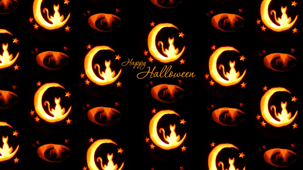 hd wallpaper katenethalloween