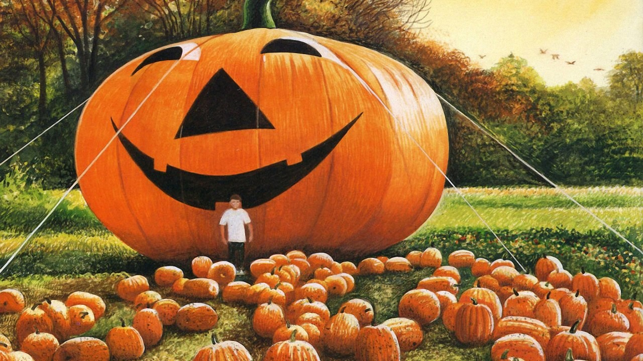 on halloween hd wallpaper