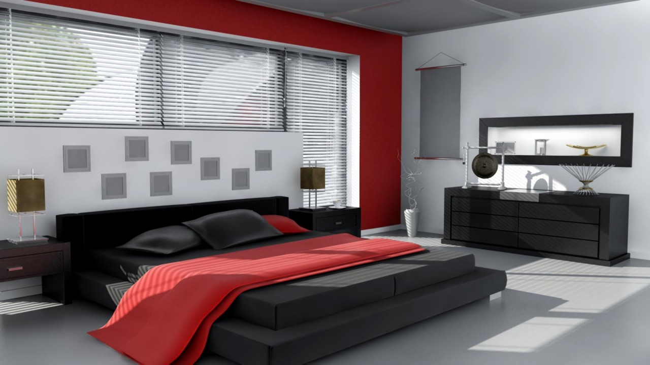 architecture bedrooms hd wallpaper