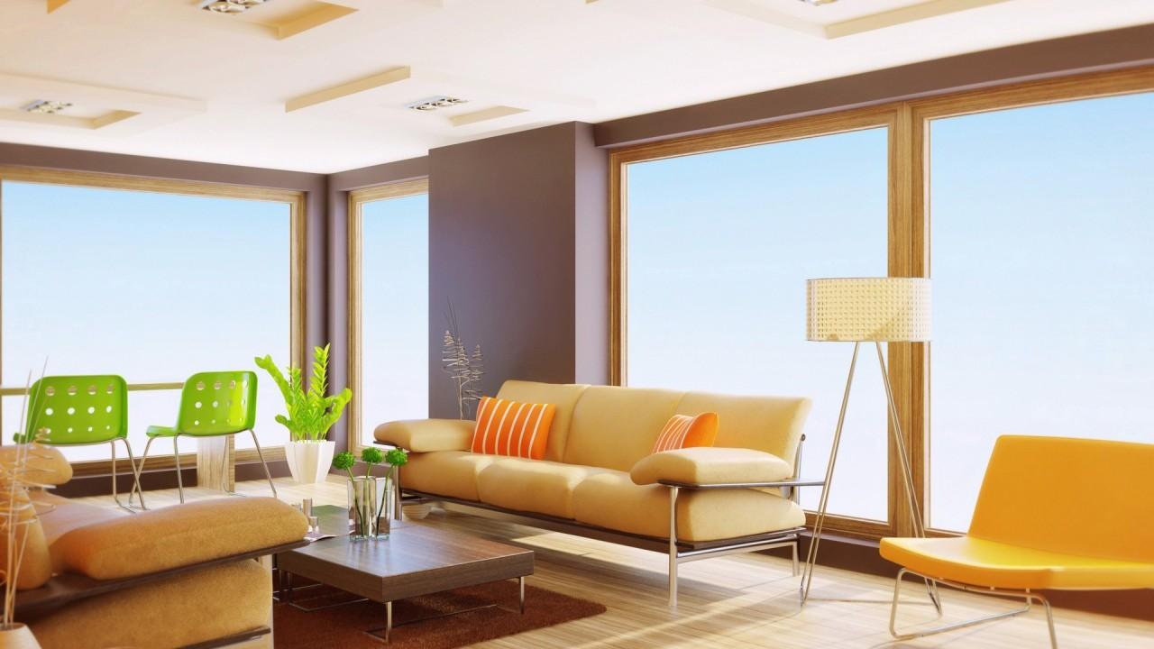 hd wallpaper modern interior design minecraft