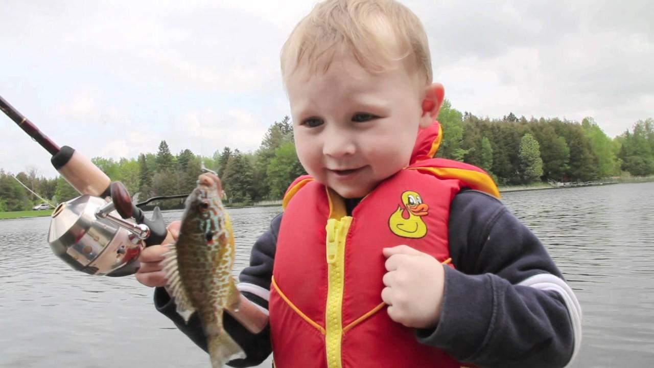 fishing kids hd wallpaper