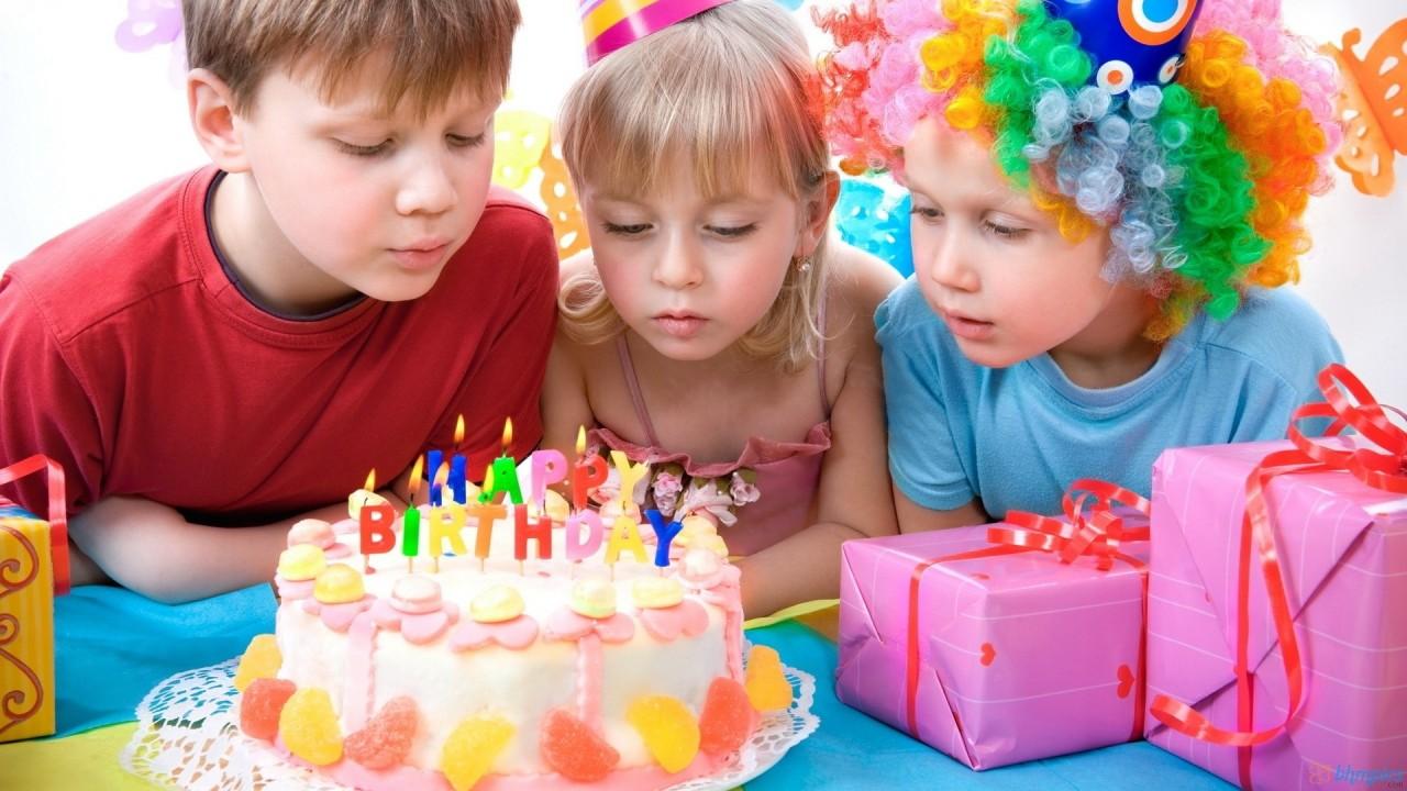 happy birthday kids hd wallpaper