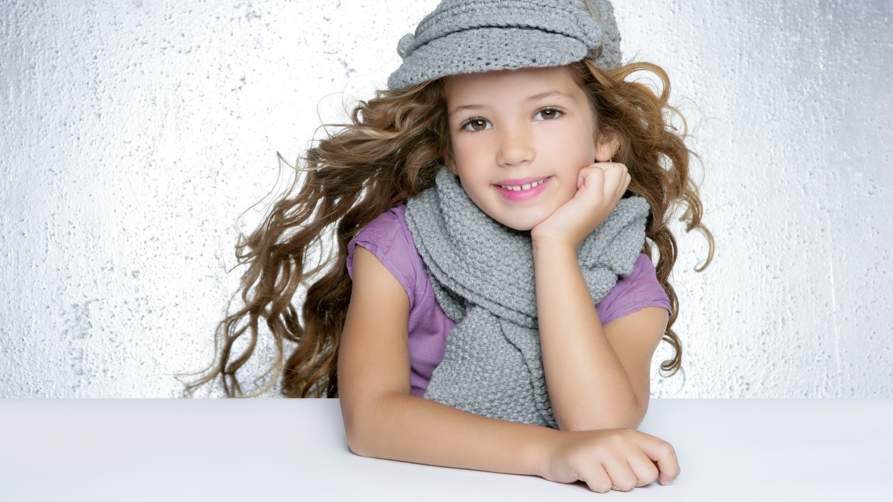 little model girl fashion