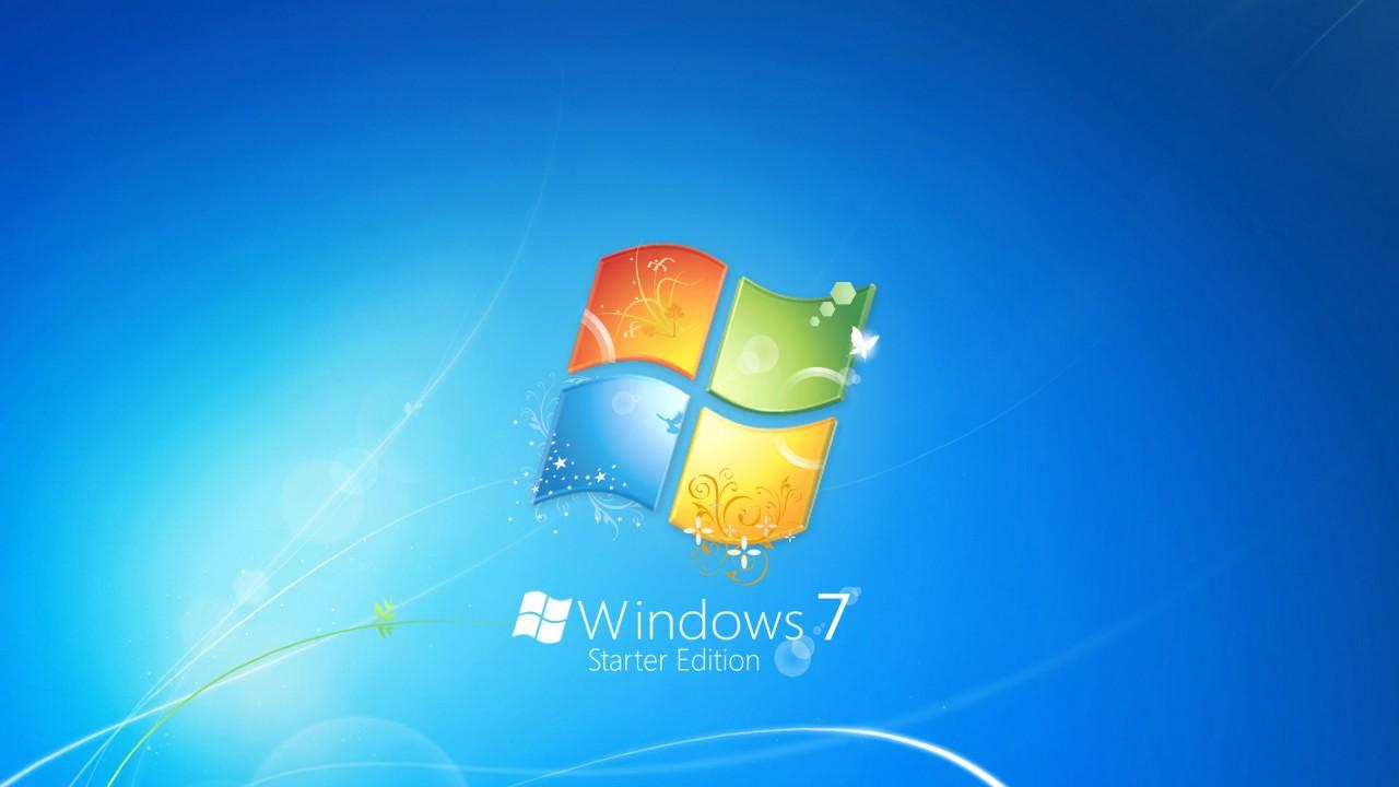 windows 7 starter edition wide