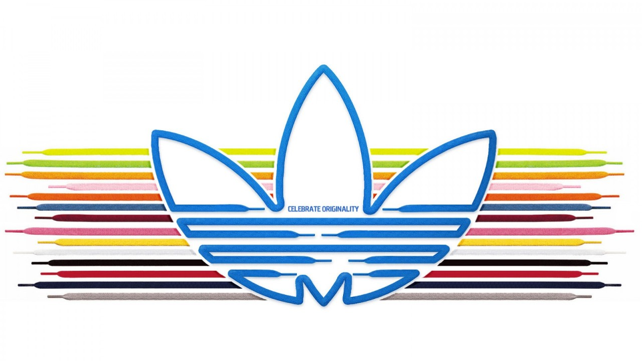 logo adidas hd wallpaper