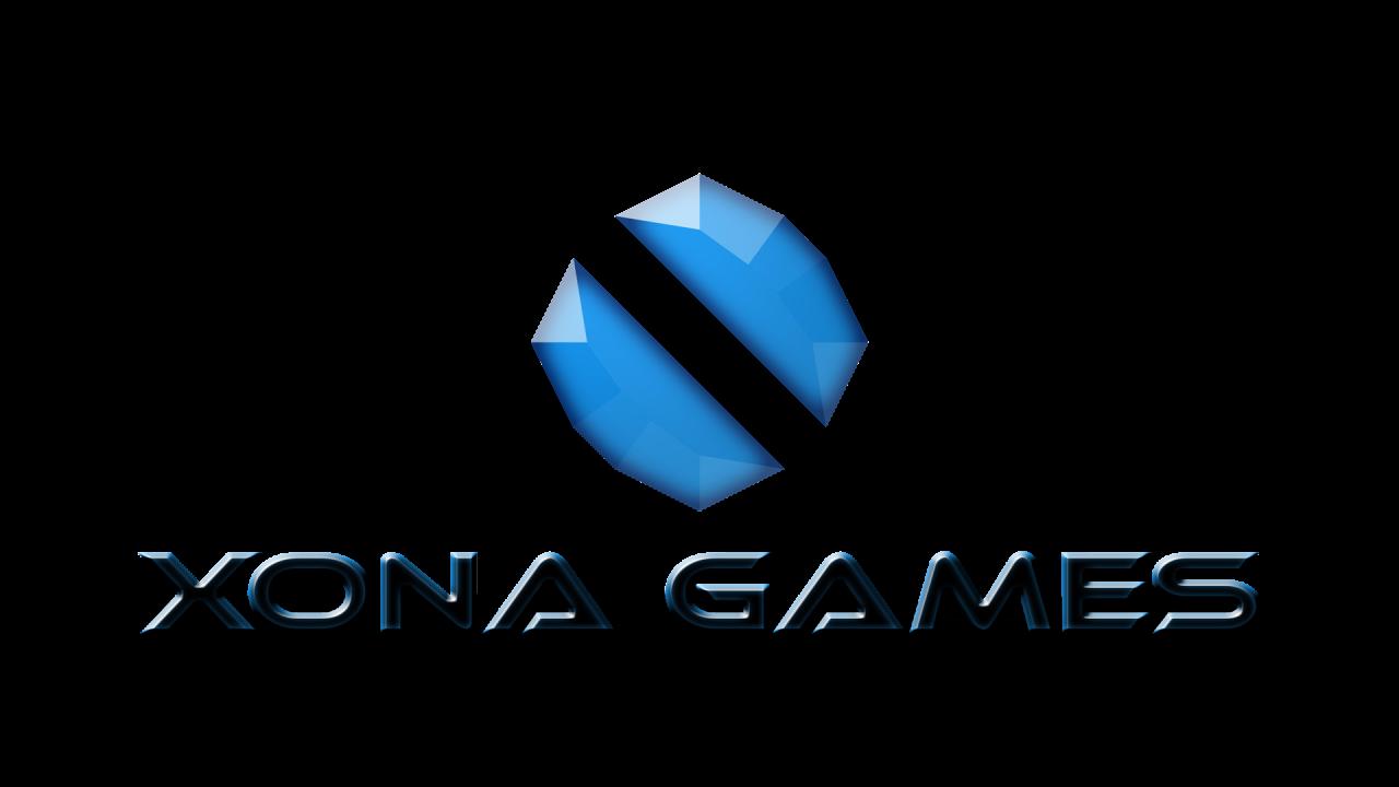 logo xona games hd wallpaper