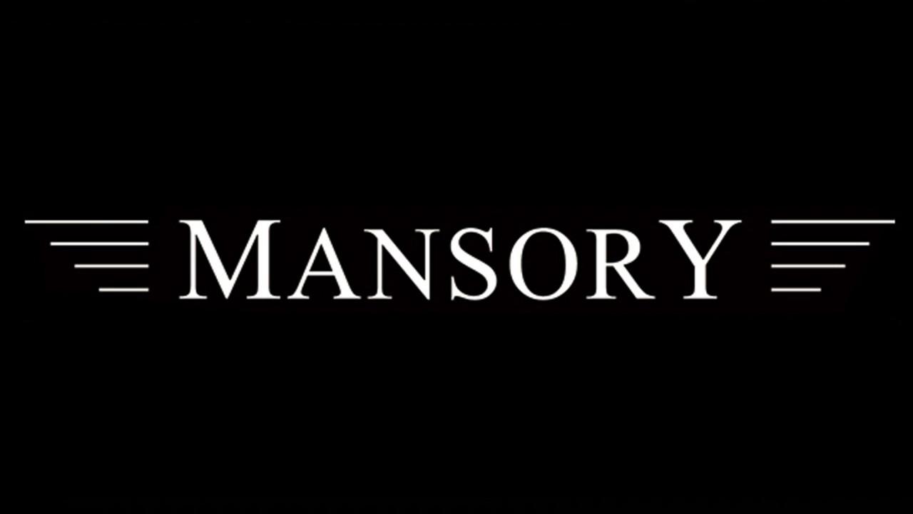 mansory logo hd wallpaper