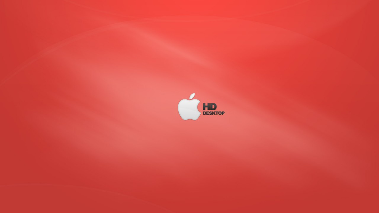 apple hd red wide