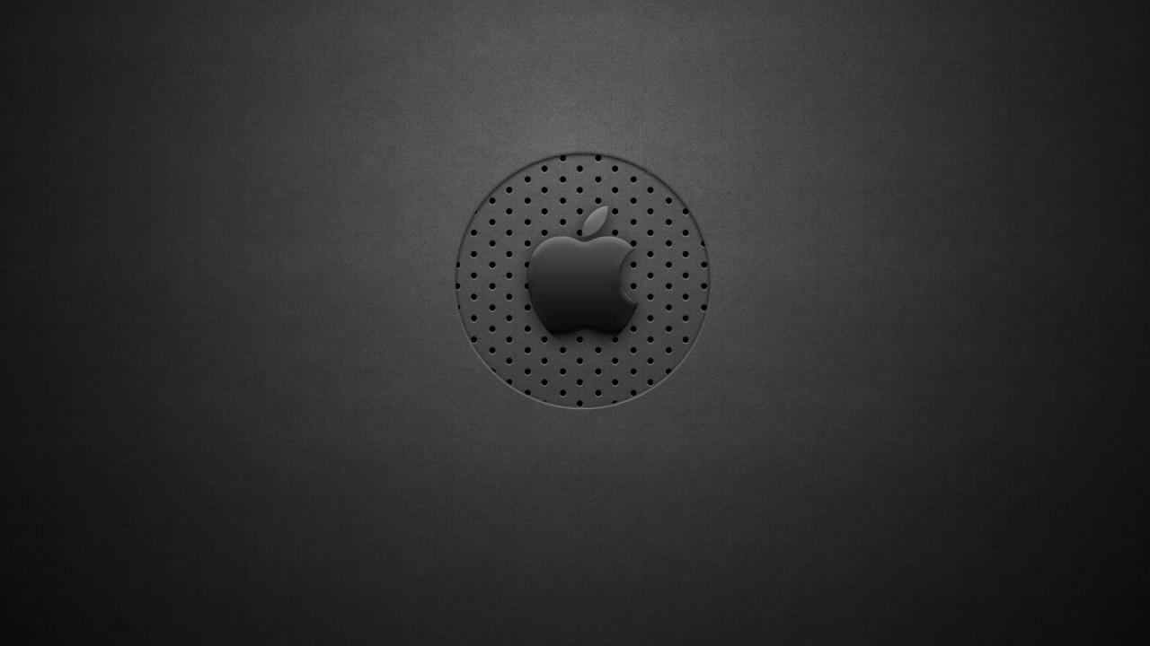 apple in dark shade wide
