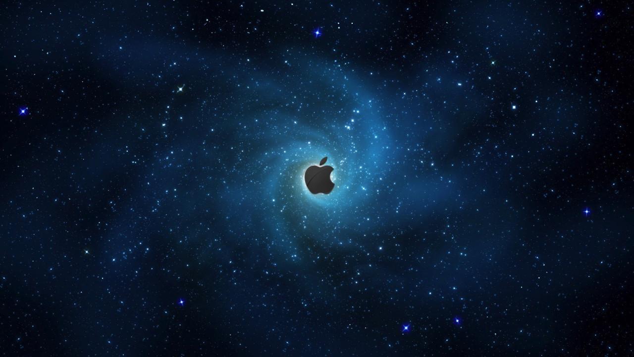 apple in stars wide