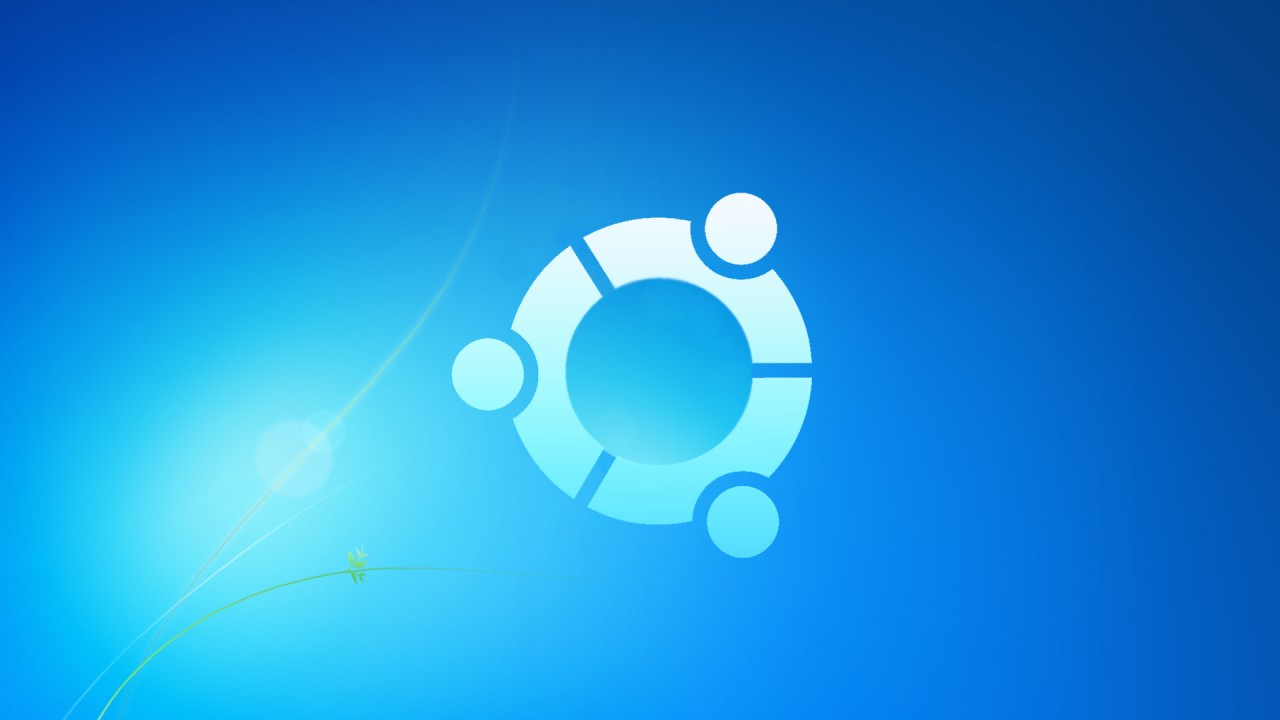ubuntu windows 7 style wide