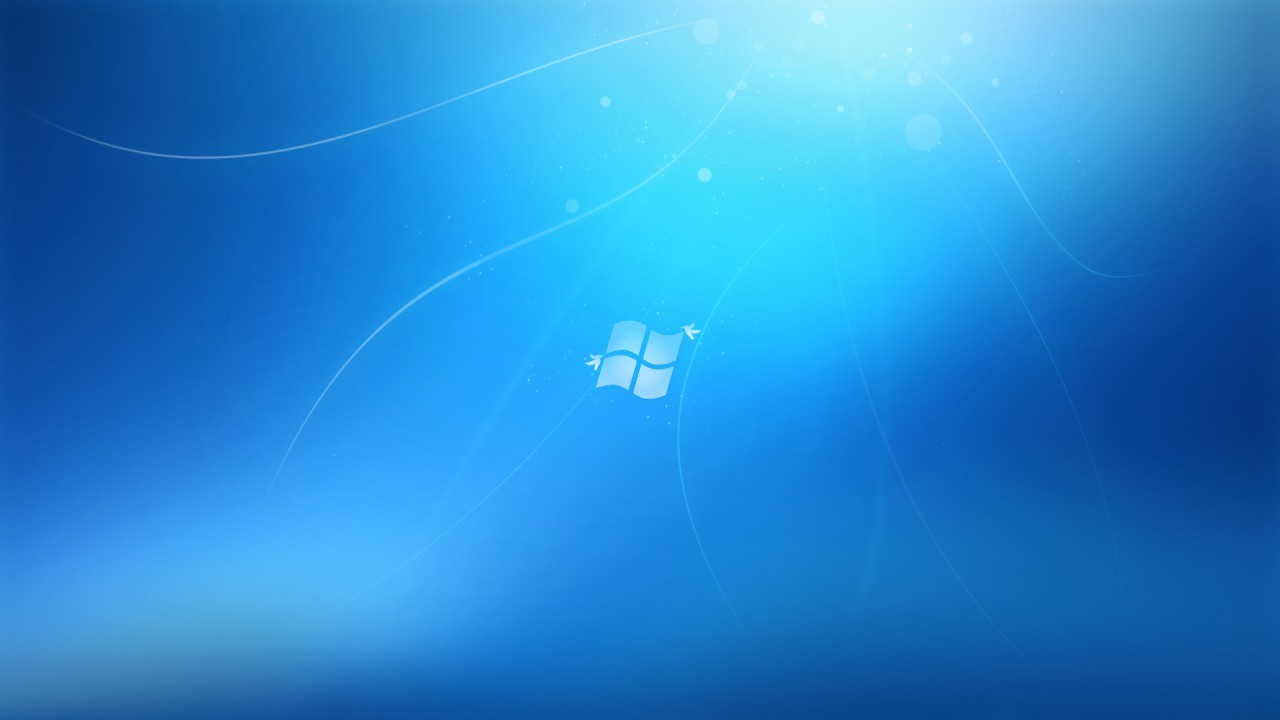 windows 7 blue 1080p hd HD