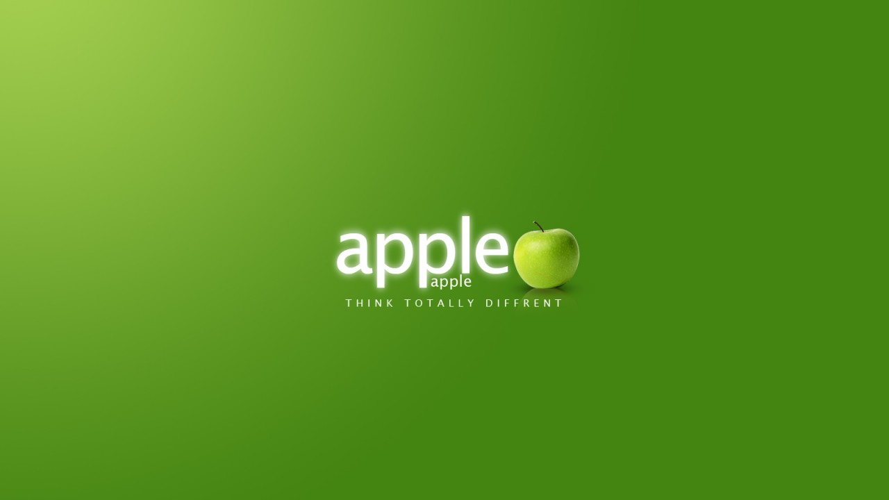 apple green normal