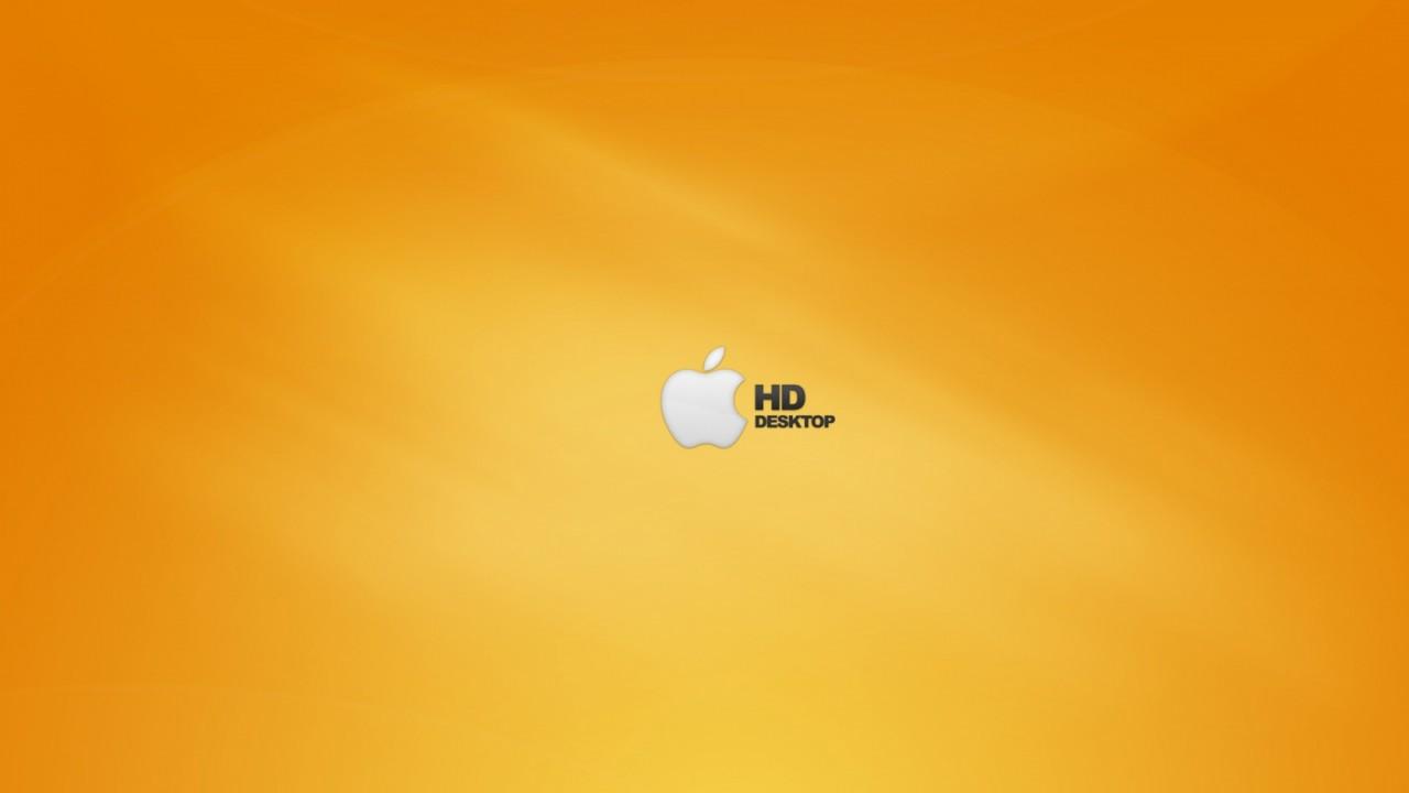 apple hd orange 2 wide
