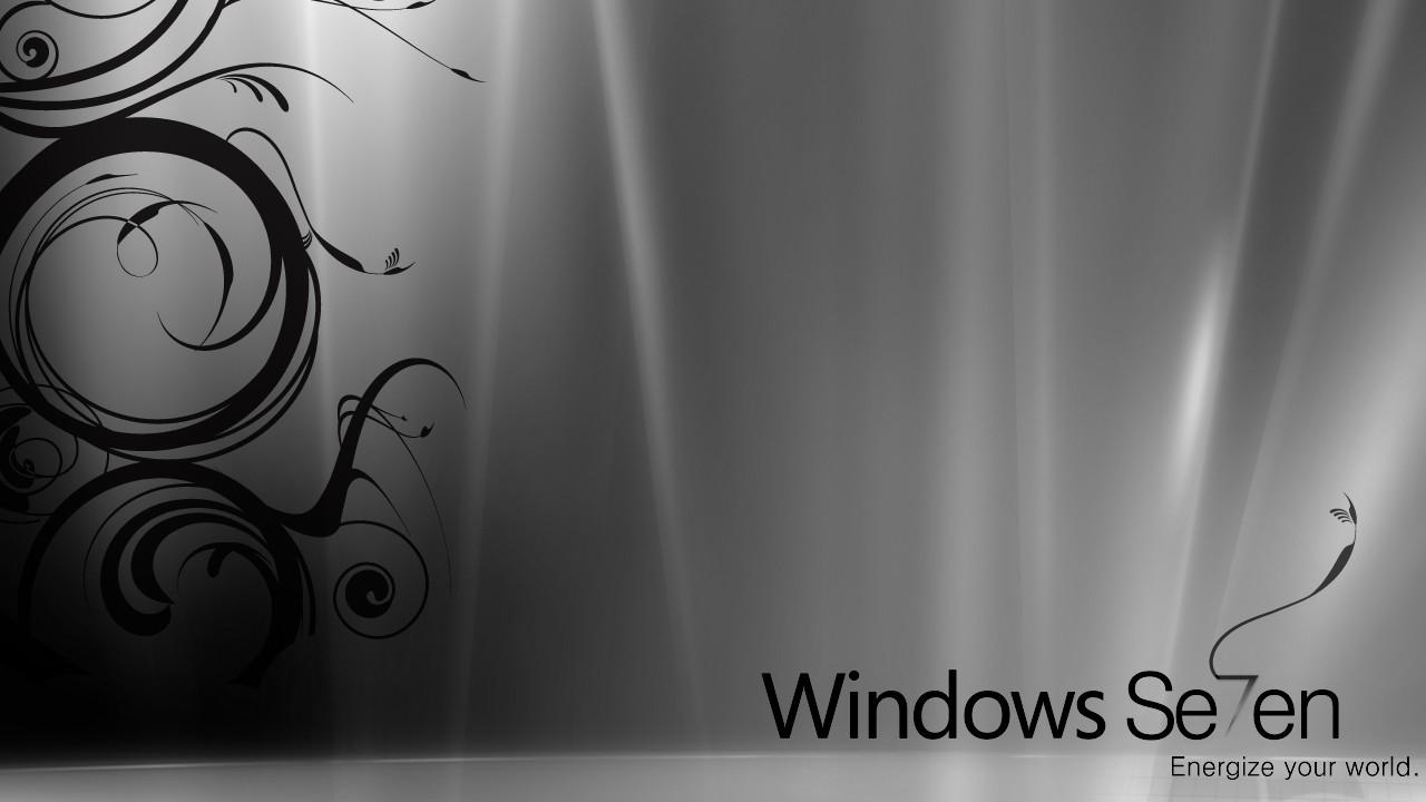 windows 7 black  white normal5.4