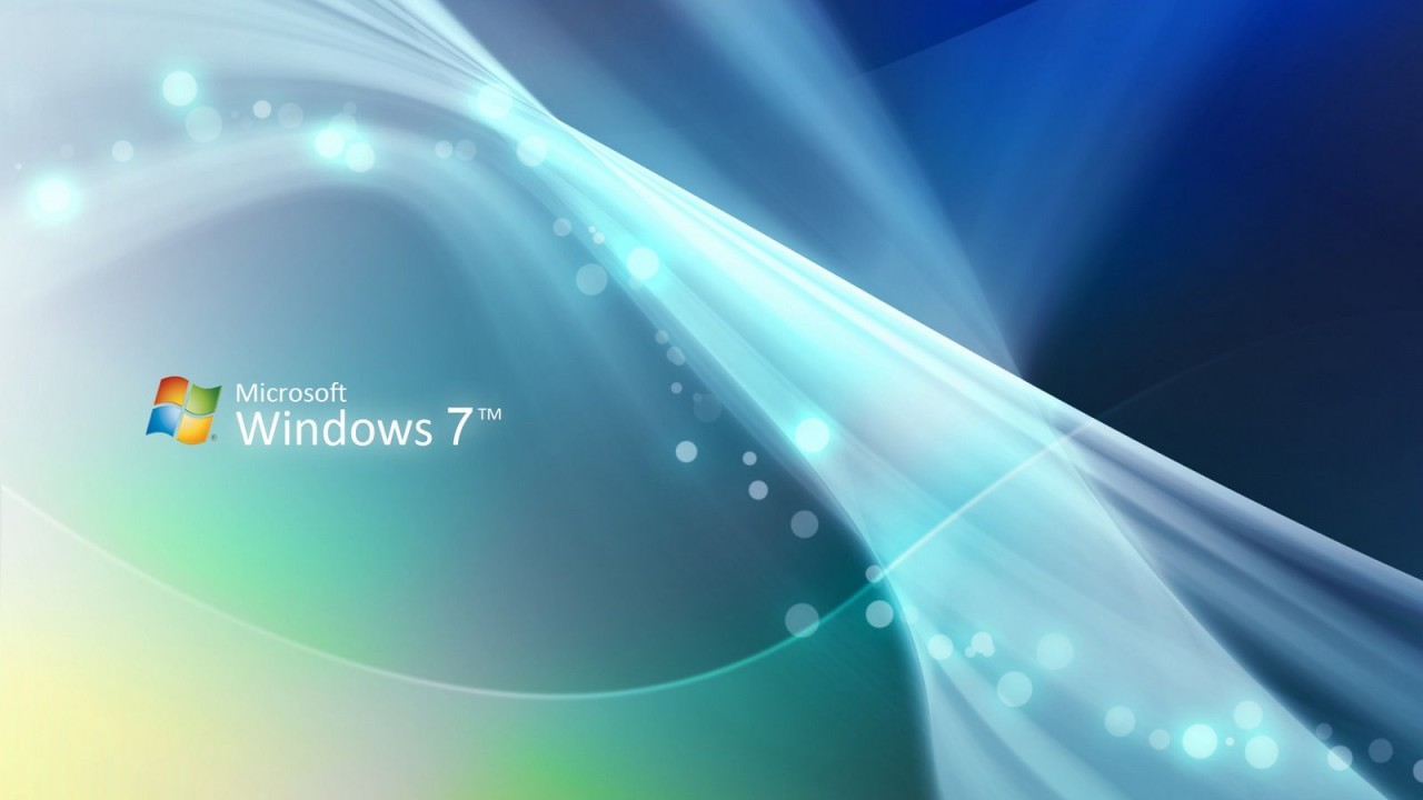 windows seven abstract wide
