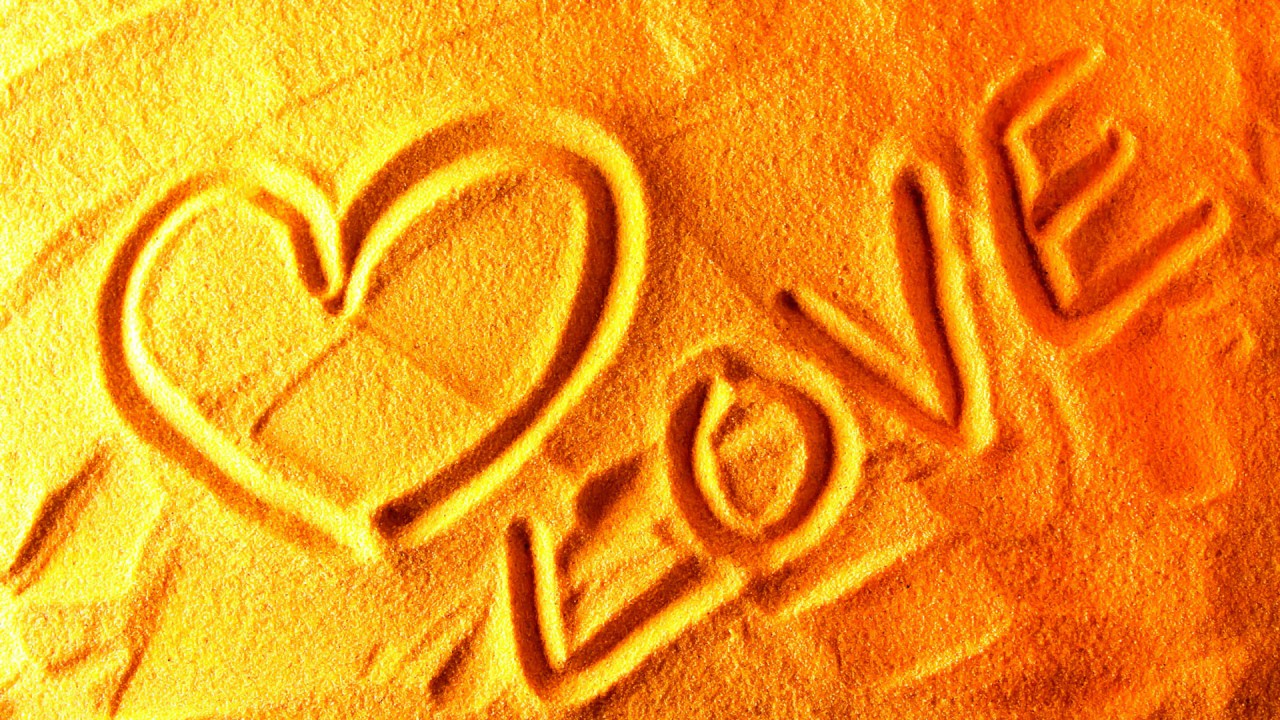 hd wallpaper love love