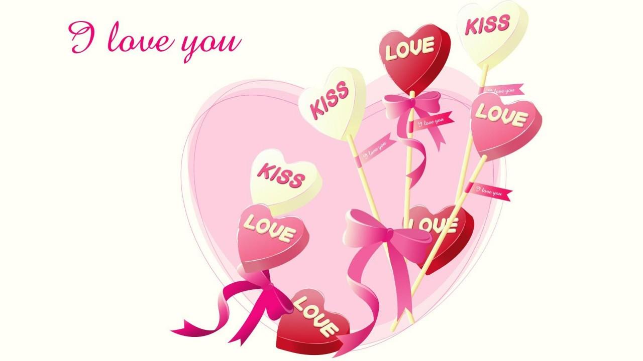 i love you heart hd wallpaper