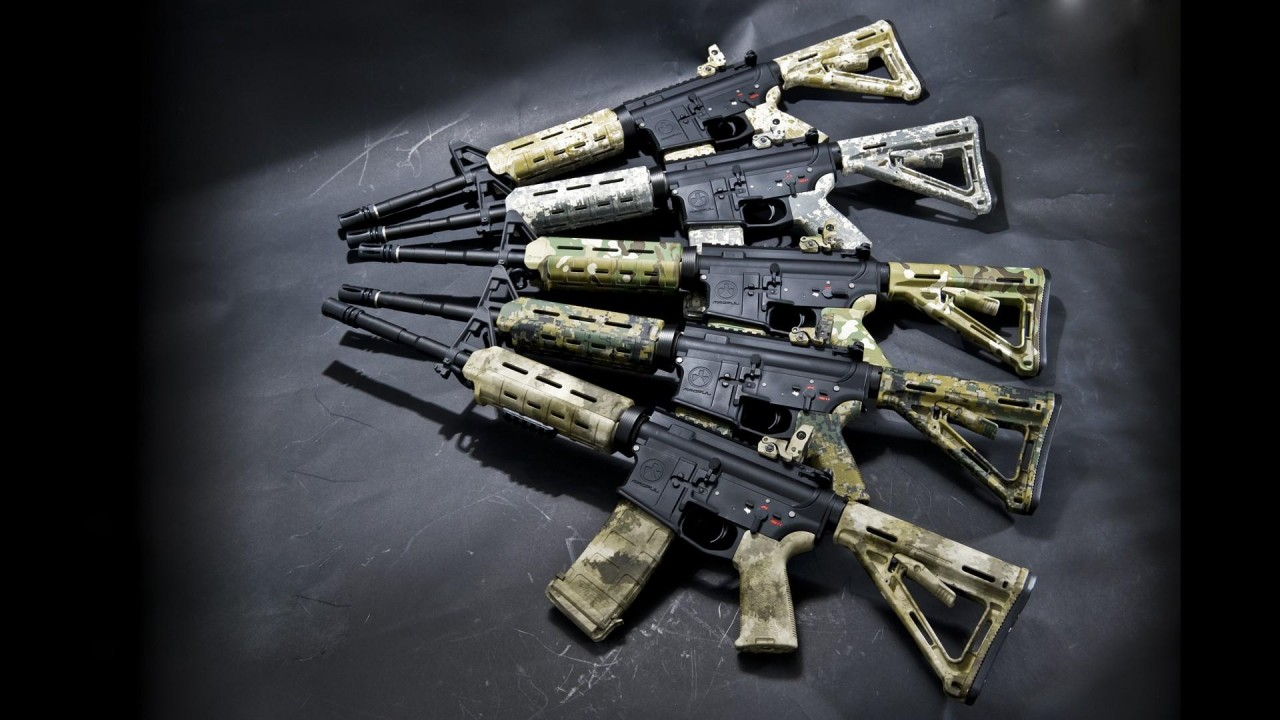 gun camouflage hd wallpaper