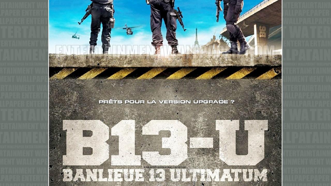 district 13 movies ultimatum hd wallpaper