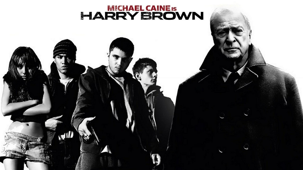 harry brown hd wallpaper