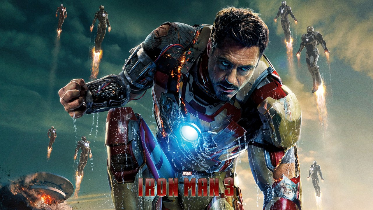 hd wallpaper iron man 3